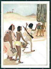 Militari Coloniali Africa Orientale Risque Nude Ethnic FG cartolina XF3079