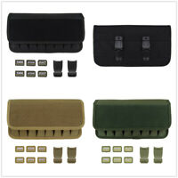 Pistol Mag Pouch Tactical Molle 9MM .45 ACP .40 S&W Military Magazine Holster