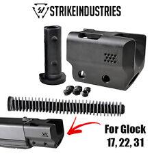 Strike Industries G4 SlideComp Drop-In Slide Comp for Gen4 Full-Size Glock