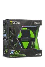 Turtle Beach Ear Force X32 (Wireless-Headset) Xbox 360 Nip
