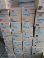 Genuine Konica Minolta TN616C CYAN Toner Cartridge Bizhub PRESS C6000 C7000