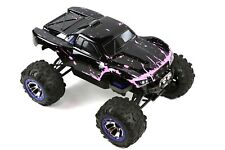 Custom Body Muddy Pink for Traxxas Summit / Slash 1/10 Truck Car Cover Shell