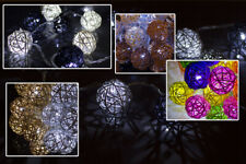 Christmas Light Decoration LED Holiday Decor Event Wedding Ball Shape