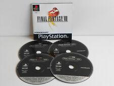 Final Fantasy VIII / 8 für Playstation 1 / PS1 * Promo *