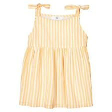 LA REDOUTE GIRLS STRIPED TOP WITH SHOESTRING STRAPS AGE 8 YEARS NEW (ref 483)