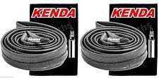 """2 PACK Kenda 700c x 28/32c 27""""x 1-1/8-1/4 PRESTA Valve Bike Tire Inner Tubes PV"""