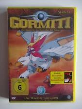 GORMITI Staffel 1 Vol. 3 - Die Wächter von Gorm + excl. SAMMELKARTE - DVD - NEU
