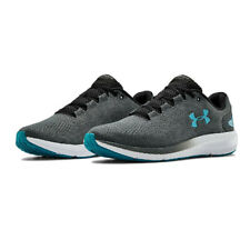 Under Armour Mens Charged Pursuit 2 Running Shoes Trainers Sneakers - Grey