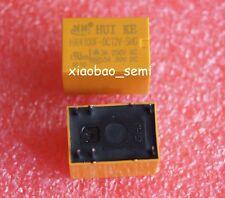10PCS HK4100F-DC12V-SHG 12VDC Original Power Relay 6Pins