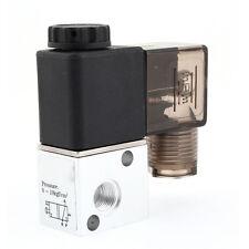 3V1-06 125mA 12V DC 2 Posizione 3 vie pneumatica Elettrovalvola a solenoide HK