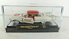 M2 Machines 1959 Cadillac Series 62  with Coca Cola Logos  2020