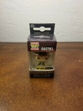 Funko Pocket Pop Keychain Castiel with Wings Supernatural Hot Topic Exclusive