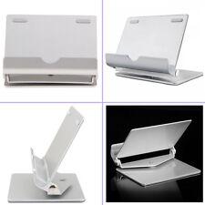 Phone Universal Holder Aluminum Metal Desk Stand for iPhone Samsung Huawei iPad