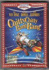 dvd CHITTY CHITTY BANG BANG Dick VAN DYKE Sally Ann HOWEA Lionel JEFFRIES
