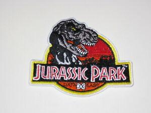 Jurassic Park Data East Pinball Promotional - Design Team Patch