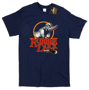 Rubber Duck Convoy Inspired T-shirt - Retro 70s Trucking Film Movie Truck Driver