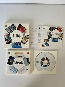 Apple iLife '08 and iWorks '08