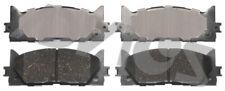 Disc Brake Pad Set-Ultra-Premium OE Replacement Front ADVICS AD1293