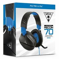 Turtle Beach Ear Force Recon 70P Headset for Sony PlayStation PS4 PS5 Gaming NEW