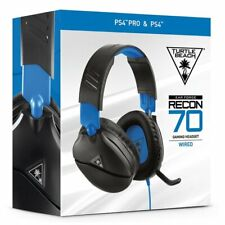 Turtle Beach Ear Force Recon 70P Auricular para juegos Sony PlayStation PS4 Nuevo