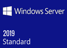 Server 2019 Standard 64bit Genuine Key product lifetime code