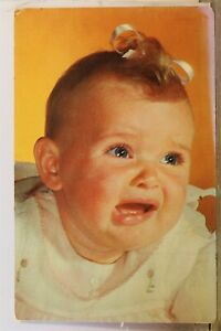 Scenic Baby I'm Crying for You Postcard Old Vintage Card View Standard Souvenir
