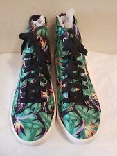 Loudmouth Bora Bora High Top Tennis Shoes Sneakers Size 12