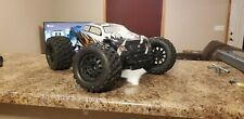 thunder tiger mt4 g3  Rc Monster Truck 1/8th Scale