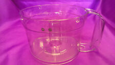 Genuine Kenwood Acrylic Bowl For Food Processor FP120 FP126 FP190 FP196