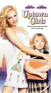 Like New WS DVD Uptown Girls (Special Edition) Brittany Murphy Dakota Fanning