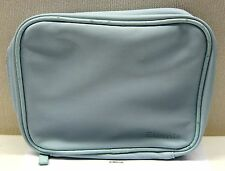 Elemis Pale Blue Wipe Clean Lined Make Up Bag
