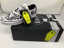NEW VANS X Authentic Comfycush Nightmare Before Christmas Men's Size 10