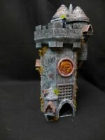 Painted wizard dice tower & storage (dungeons and dragons, age of Sigmar, 40k)