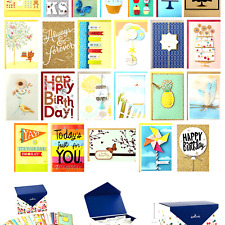 Hallmark All Occasion Handmade Boxed Set of Assorted Greeting Cards with Card...