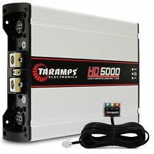 TARAMPS HD5000 2 OhmS Class D Amplifier HD50002 NEW
