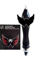 Washington Capitals Hockey Emblem & Beer Tap Handle for Kegerator Faucet KIT