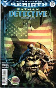 Detective Comics #937  / 2016