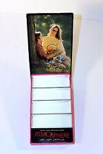 Vintage Retro 1970s Eyeglasses Retail Display Case Folding Design Color Graphics