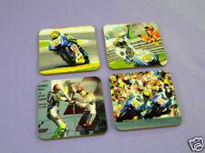 Valentino Rossi 2009 MotoGP Champion Drinks Coaster Set