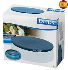 "Cubierta para piscina 2 44m 8"" Intex compatible con Bestway"