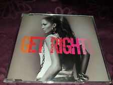 Jennifer Lopez / Get Right - Maxi CD