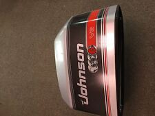 Evinrude Johnson V6 185hp Outboard Engine Cover Hood Cowling #4C25