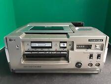 Vintage Toshiba Betamax Tape Player V-8030T