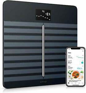 Withings Body Cardio Wi-Fi Smart Scale with Body Composition & Heart Rate