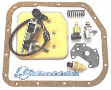 A500 42RE 44RE Upgraded BW Solenoid Sensor Filter Master Service Kit 1996-1997