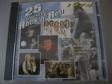 25 Years of Rock 'n' roll, Volume 2, 1974 (Compilation CD, connoisseur collection)
