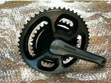 SRM Shimano Dura Ace 9000 11 Speed Power Meter chainset , 172,5mm, 53/36
