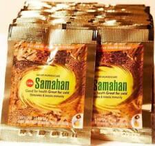 Samahan Ayurvedic Herbal 100 Tea Packets - Ceylon Natural Herbal Drink