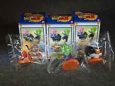 Dragon Ball Z Anime Heroes Mini Big Head Figure Krillin Piccolo Small pod Set