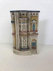 Vintage Ceramic  House Letter Holder Wall Hang 966